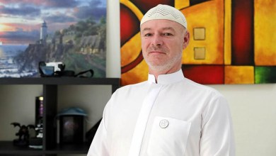 Scottish converted to Islam in Dubai