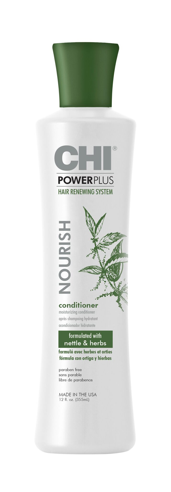 CHI Power Plus Line Conditioner 12oz preview - CHI POWER PLUS