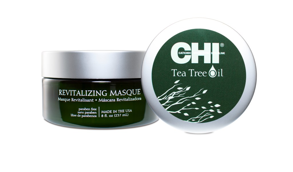 CHI Tea Tree Oil Revitalizing Masque 8oz 1024x602 - CHI TEA TREE OIL