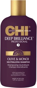 NEW DB NEUTRALIZING SHAMPOO 126x300 - CHI DEEP BRILLIANCE