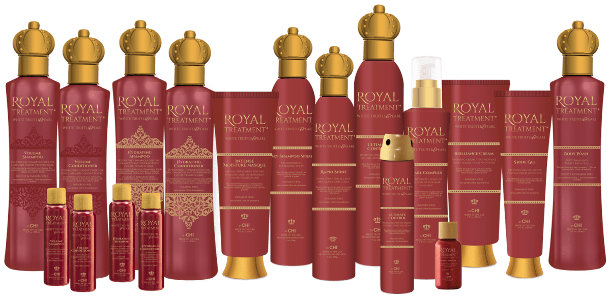 Royal Treatment Complete Line 1 - CHI ROYAL TREATMENT