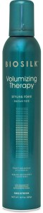 Biosilk Volumizing Therapy Styling Foam 12 7oz 61x300 - BIOSILK VOLUMIZING THERAPY