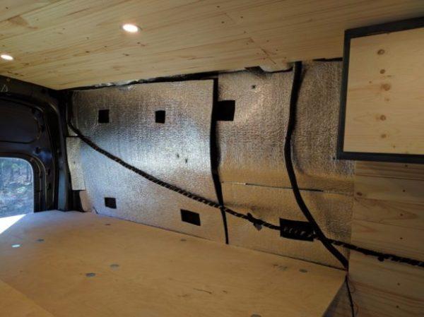 Bed Storage Van Conversion (13)