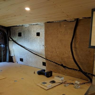 EZ Cool Installation Campervan Conversion (5)