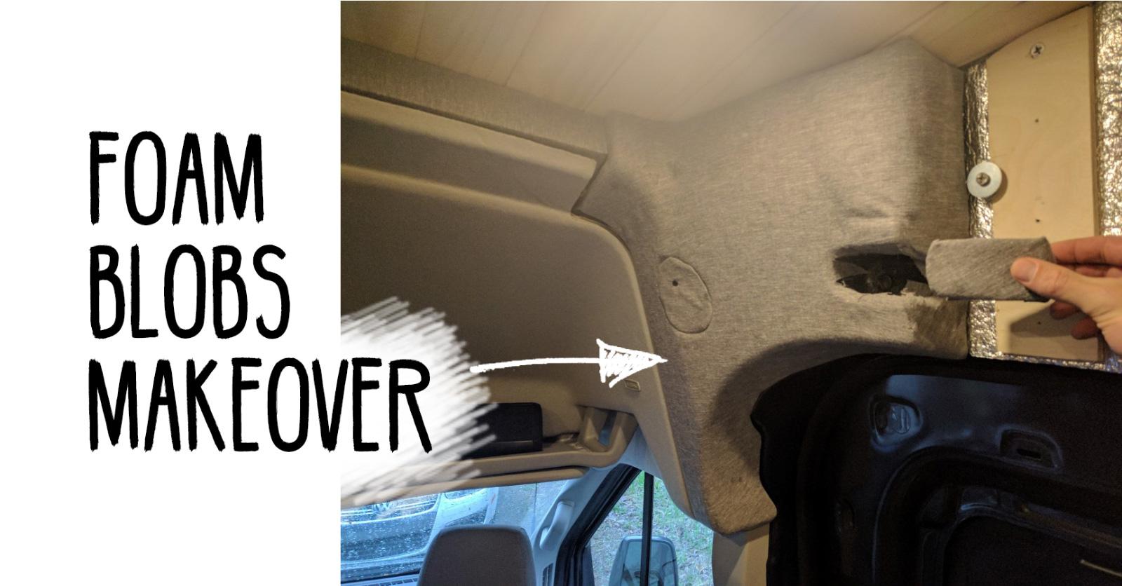Foam-Blobs-Makeover
