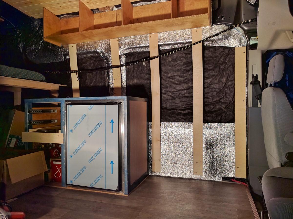 Wood Paneling Installation | FarOutRide