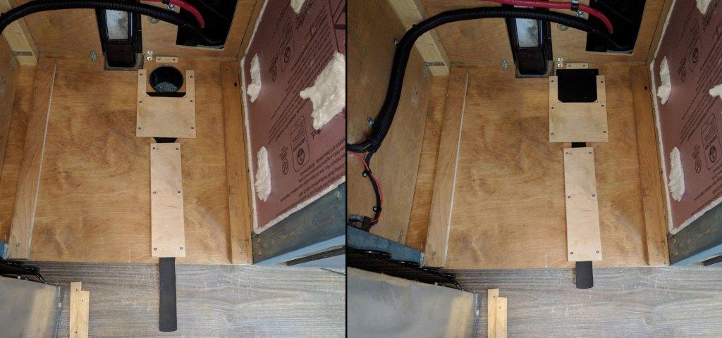 Fridge-Floor-Vent-DIY-Van-Conversion