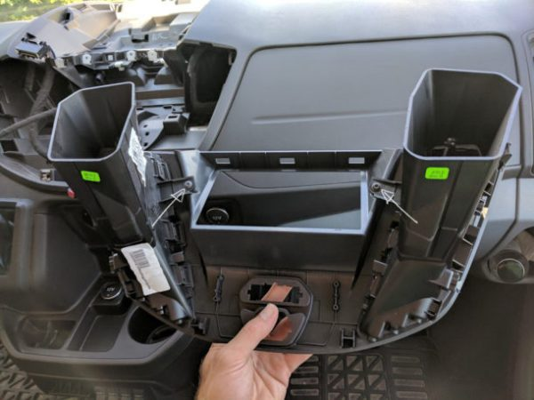 Ford-Transit-Radio-Upgrade-DDIN-Joying-Android-(10)