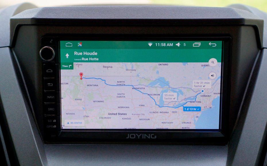 GPS Directions to Montana