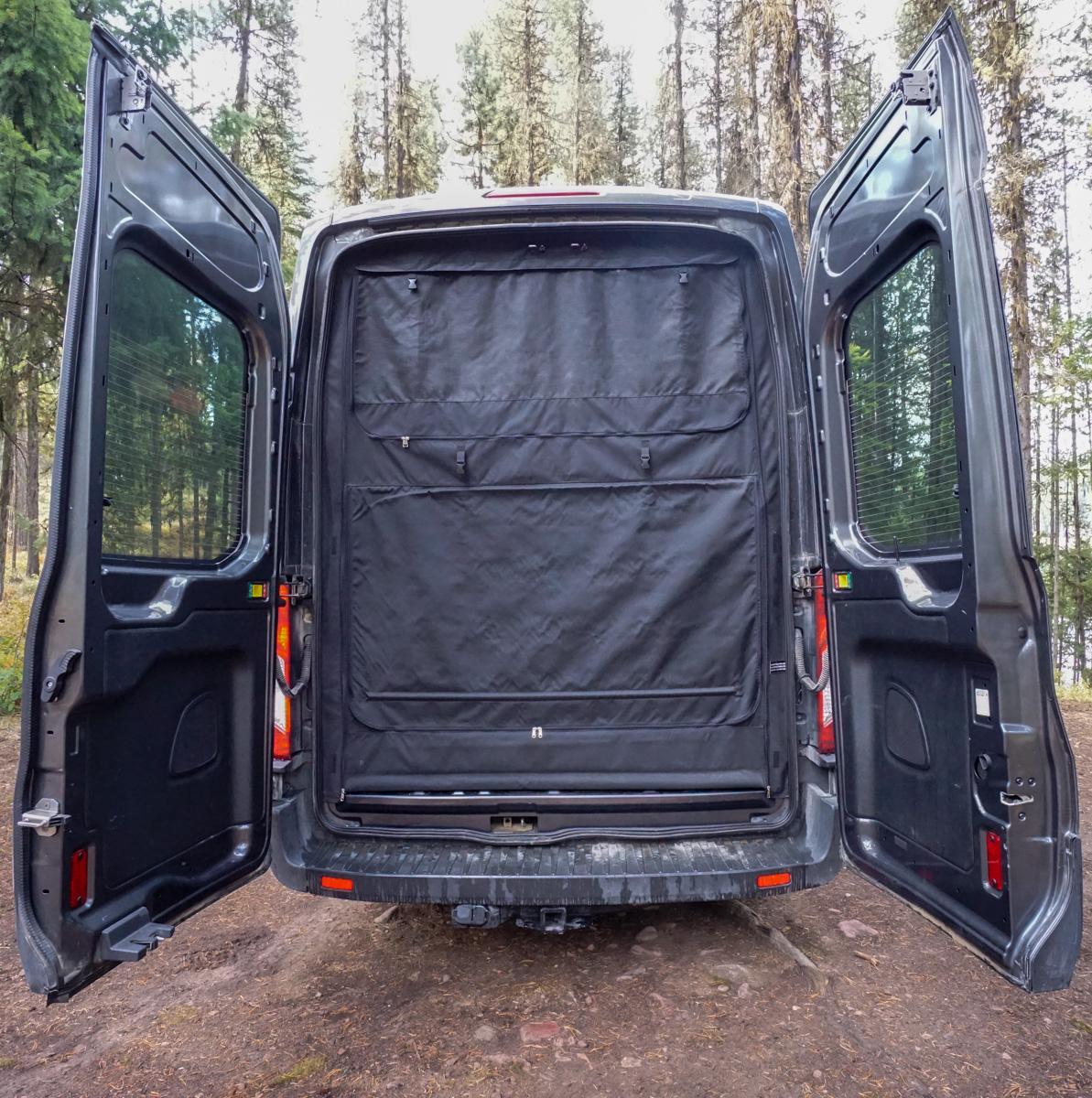 Exterior Shower For Camper Van Conversion Faroutride