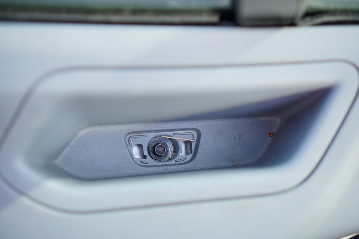 Speakers Upgrade Faroutride When Reinstalling The Door Panel Make Sure Plastic Cover Is Ford Transit 0402