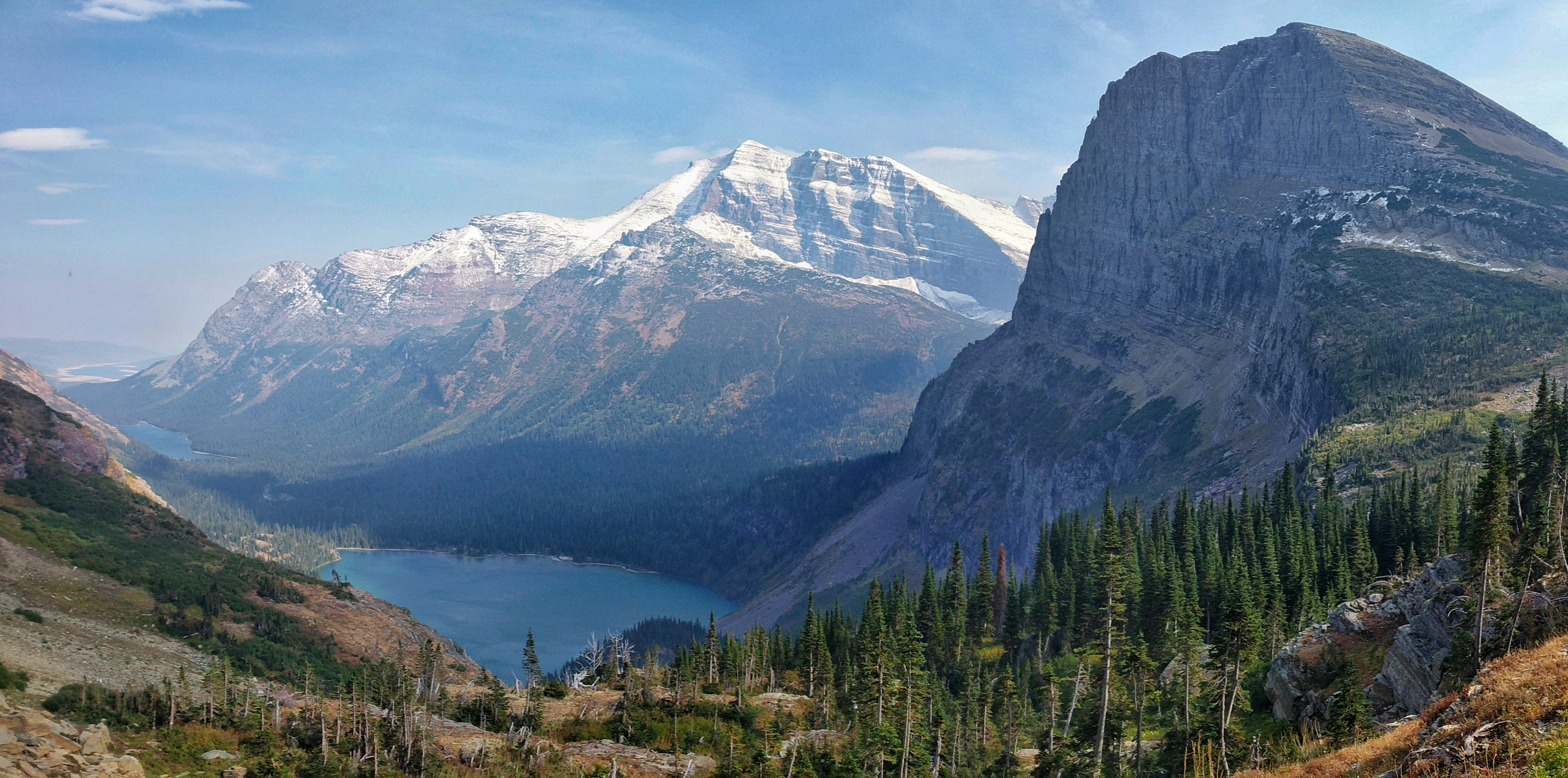 Many Glacier National Park, Montana
