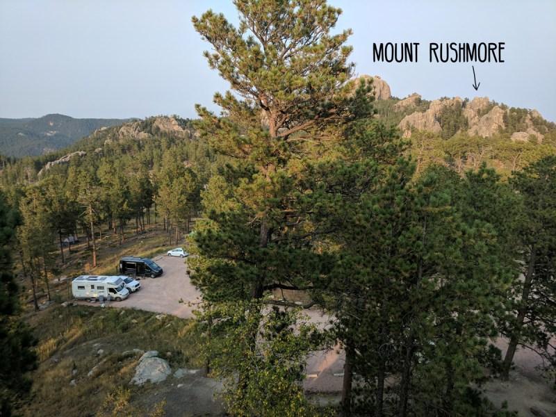 Mount-Rushmore-Free-Campsite