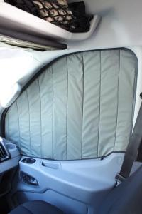 insulated window covers for camper van conversion faroutride. Black Bedroom Furniture Sets. Home Design Ideas