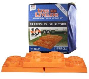 Tri-Lynx Block Levelers 10 pack