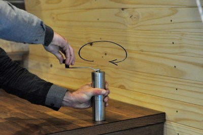 Porlex Coffee Manual Grinder