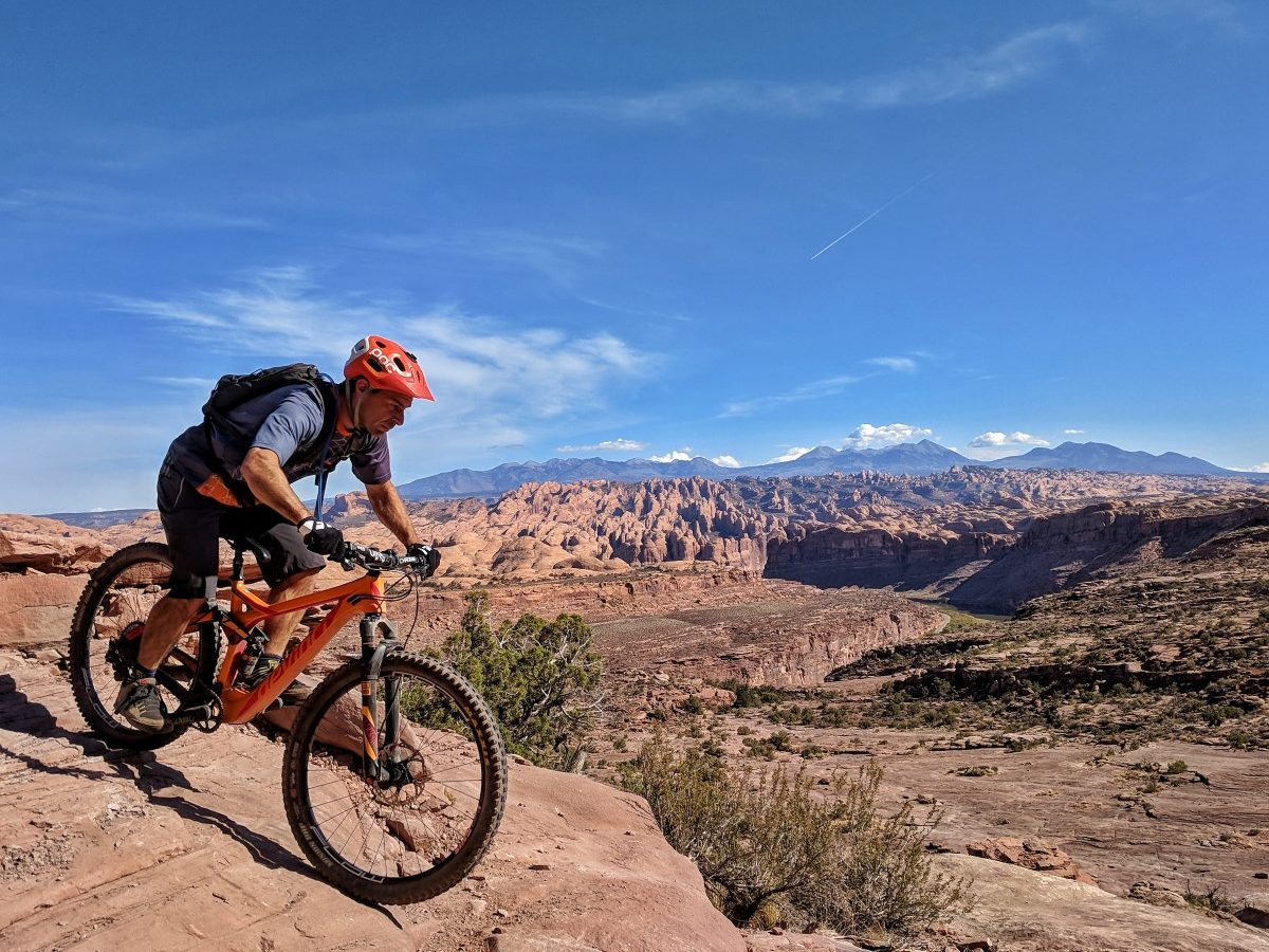 Mountain Biker's Guide to Moab: Our Top Trails, Free Campsites and Swimming Hole  FarOutRide