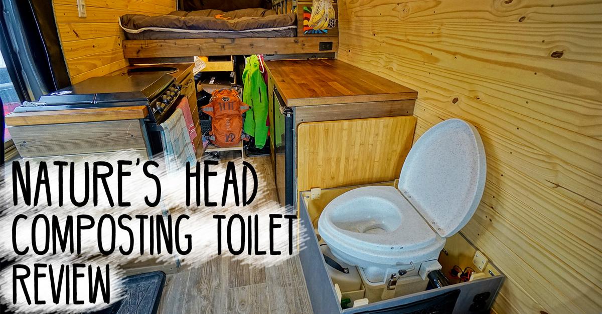head toilet composting natures nature faroutride van conversion transit ford campervan build mtb splitboarding diy building self cheers