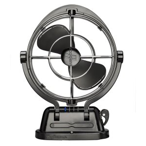 Sirocco 3-axis Gimbal Fan 12V Black