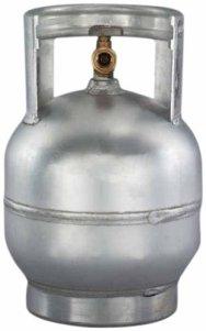 Aluminum Propane Tank