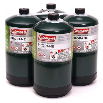 Coleman Propane Bottle