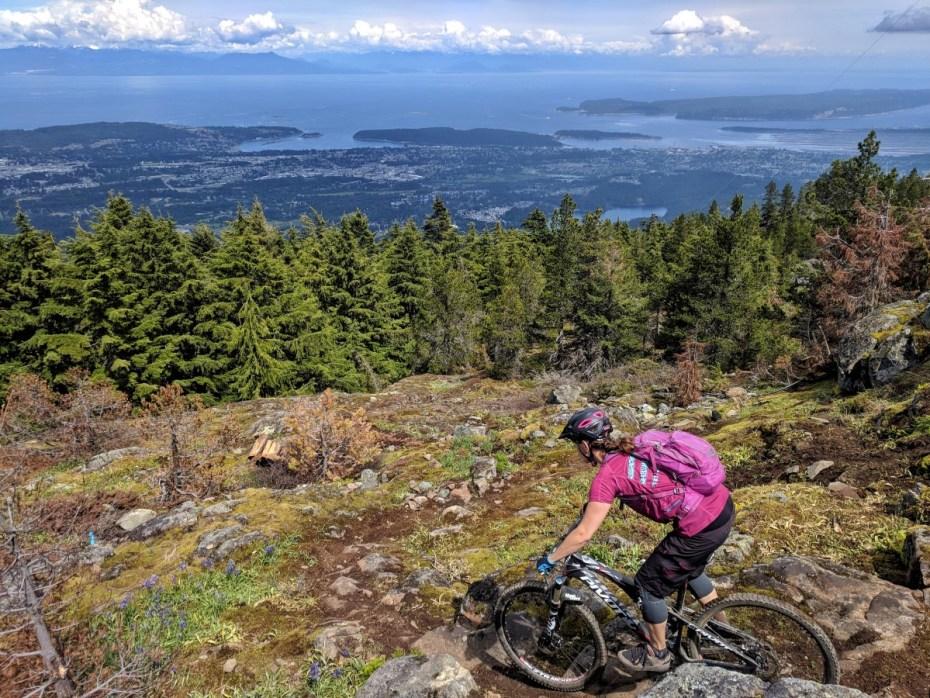 Isabelle Chainsaw Ridge Nanaimo