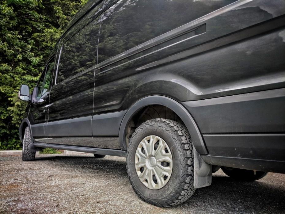 WeatherTech Mud Flap Ford Transit Reviews