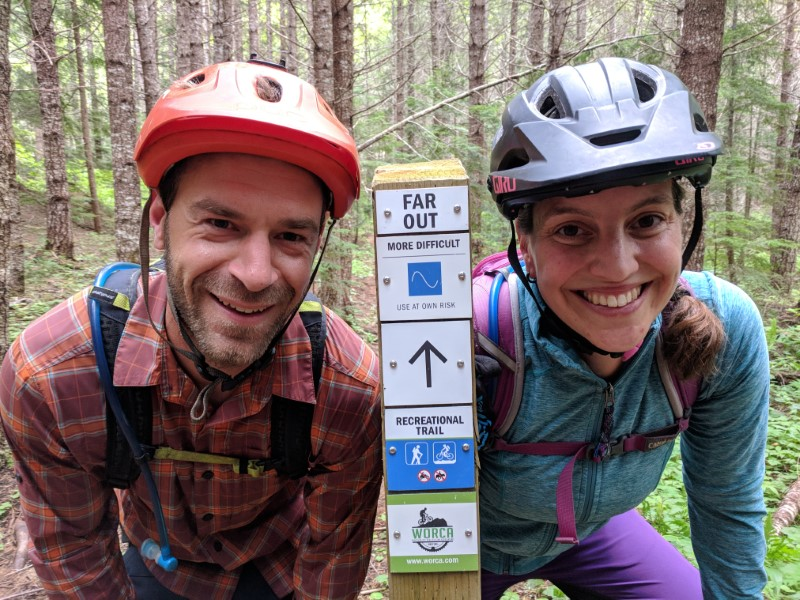 FarOutRide Tenth Eleventh Month, Far Out Trail