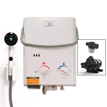 Eccotemp L5 with EccoFlo Pump