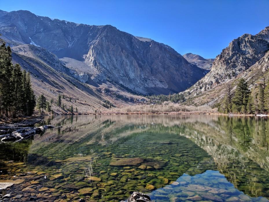 Parker Lake California