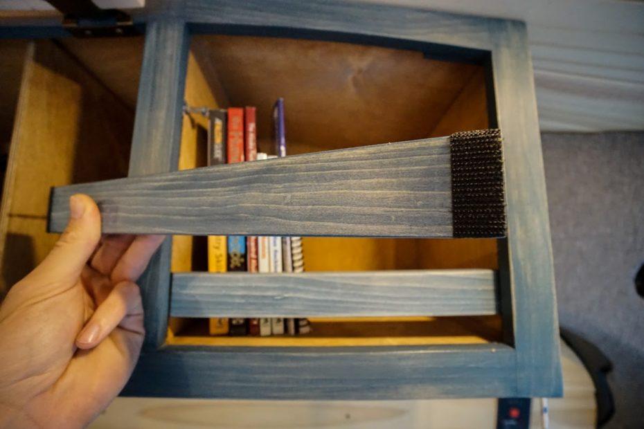 Velcro Adjustable Bars Storage Ideas