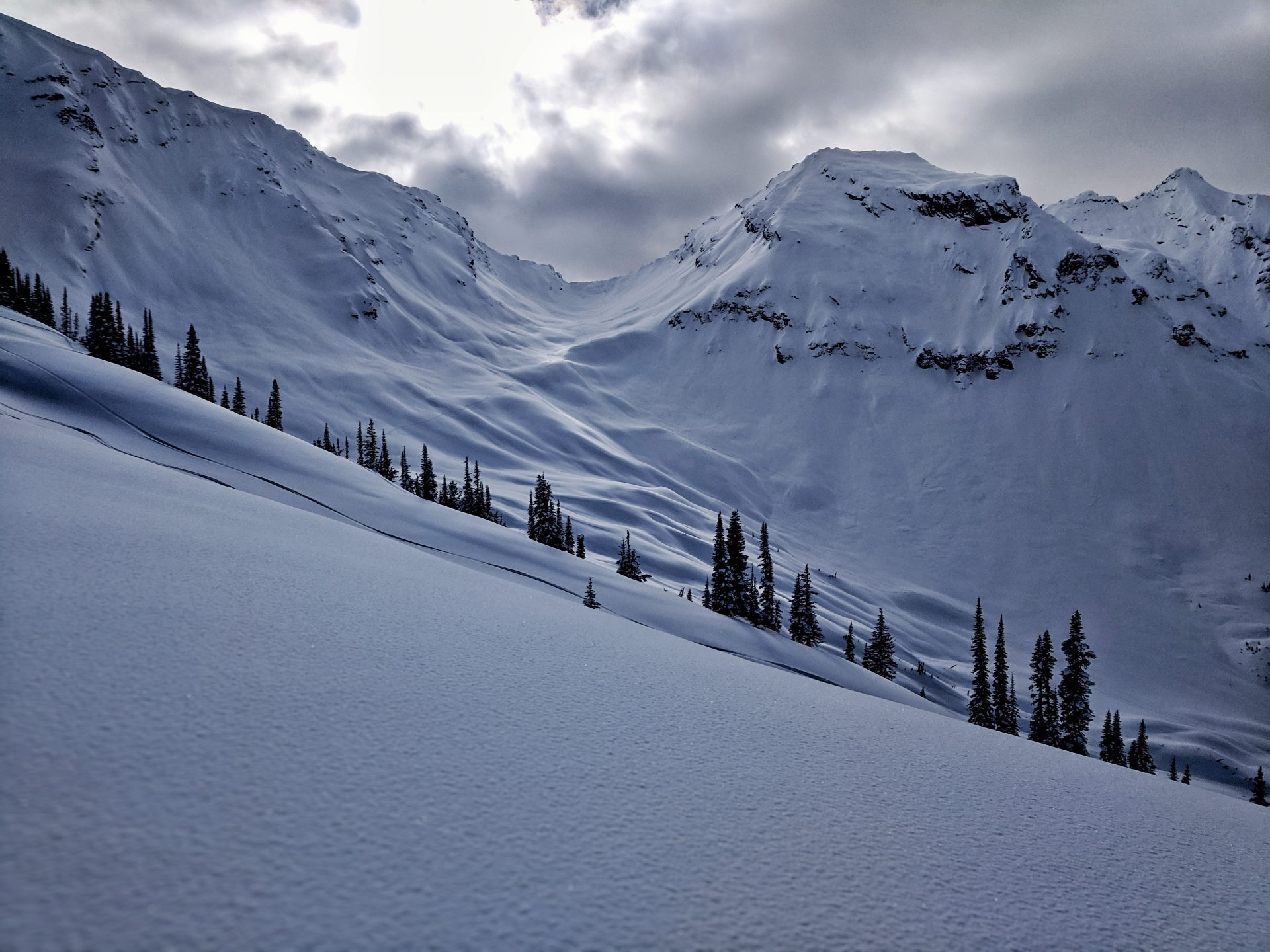 Rogers Pass Backcountry Skiing Splitboarding