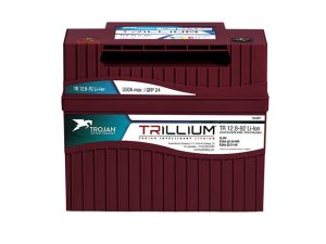 Trojan Trillium LiFePO4 Battery 12V