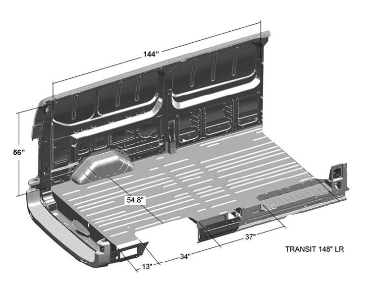 Choosing A Van Transit Vs Sprinter Vs Promaster Vs Nv
