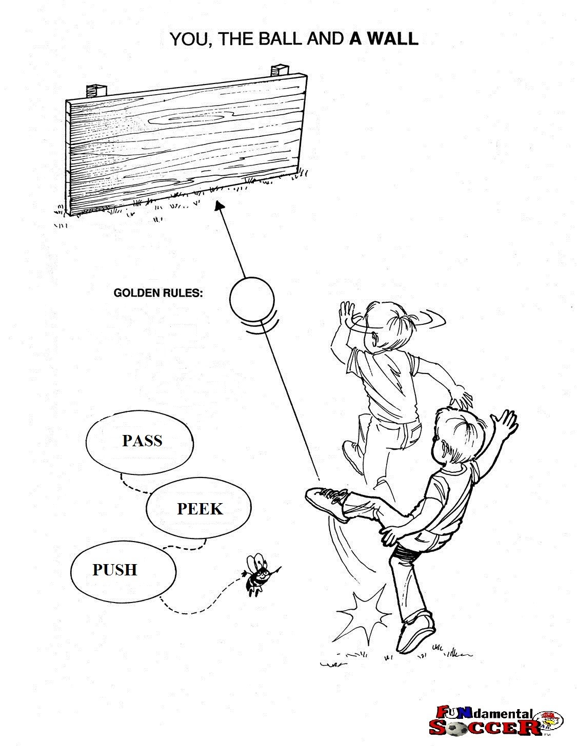 Soccer Training Solo Tips: Juggling & Passing ⋆ Farpost