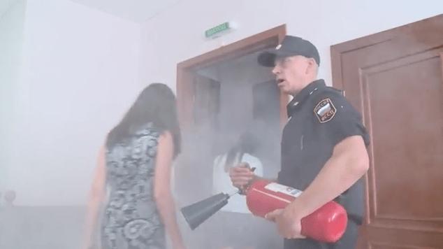 Учения в Свердловском областном суде 3 августа 2015