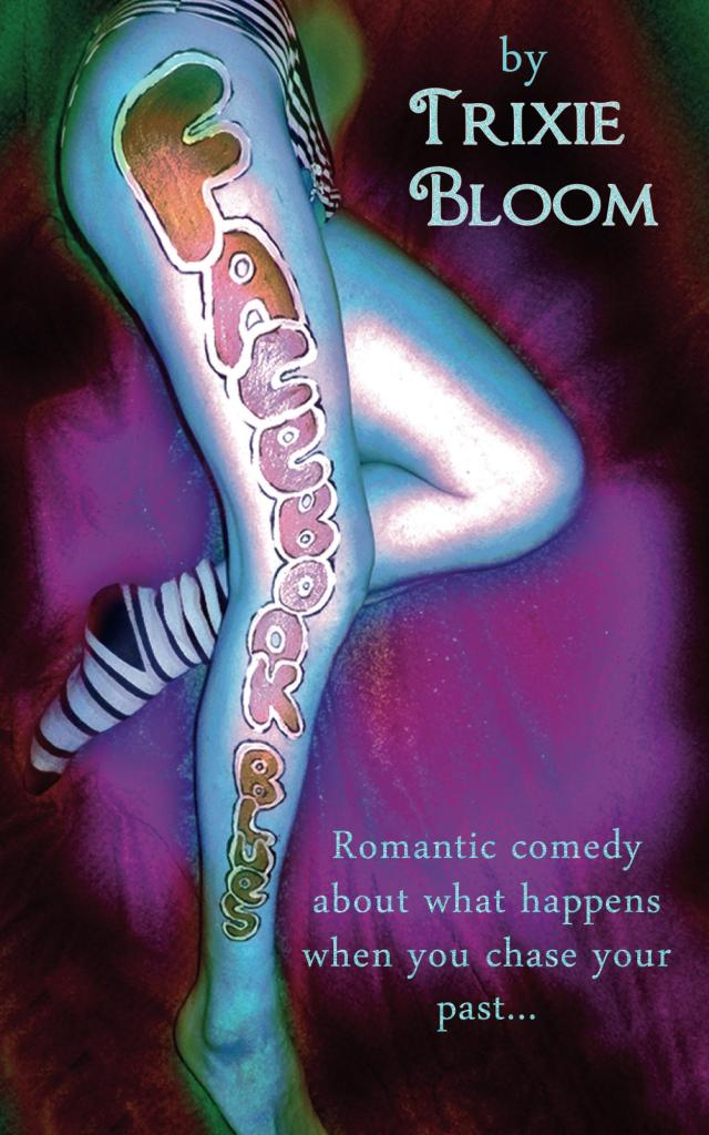 Book Cover: Facebook Blues