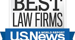 Best Law Firms Logo for 2018, Trusts and Estates and Real Estate Law