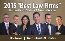 "U.S. News - Best Lawyers 2015 ""Best Law Firms"" 