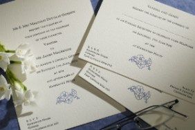 Luxury Wedding Invitations Blossom 300 x 200