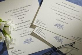 Luxury Wedding Invitations Blossom 300 x 200
