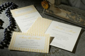Luxury Wedding Invitations Drayton 300 x 200