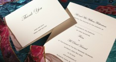 Luxury Wedding Invitations Regency 468 x 250
