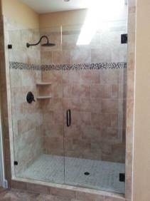 Custom Shower Door