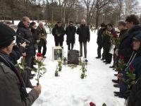 احترام نوروزی به رفتگان مقاومت ایران در استکهلم