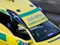 پرسنل امبولانس از رساندن یک پناهنده سیاسی به بیمارستان خودداری کردند