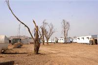 کمپ لیبرتی بر اثر انفجارهایِ شدید صبح امروز به شدت لرزید