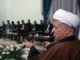 """منصور امان – رفسنجانی چه چیز را """"صلاح"""" خود می داند؟"""