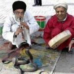 اکبر و سید علی مارگیر