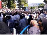 اخبار آخرین اعتراضات مردمی در میهن اسیر